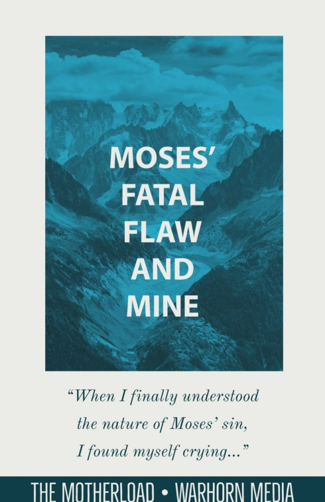 Moses Fatal Flaw and Mine (pin image)