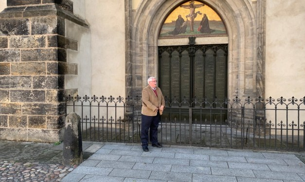 Back to the Reformers (1): Wittenberg, 501 years later