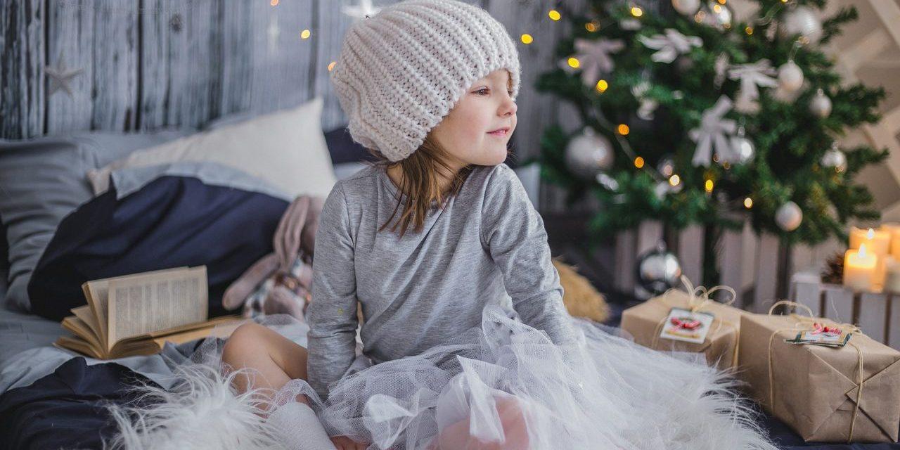 Give good gifts this Christmas