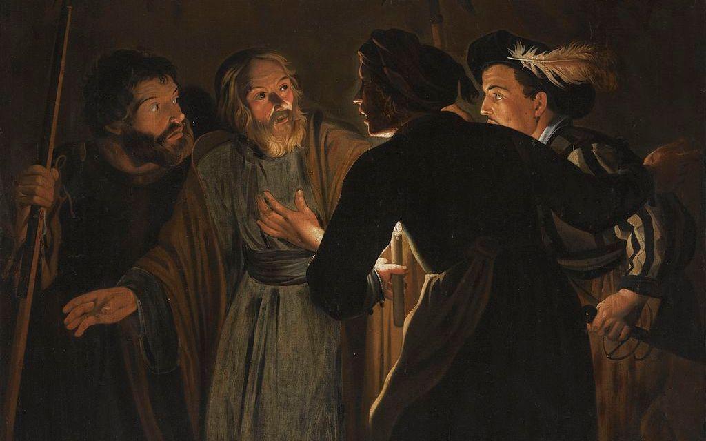 Pastors are sinners