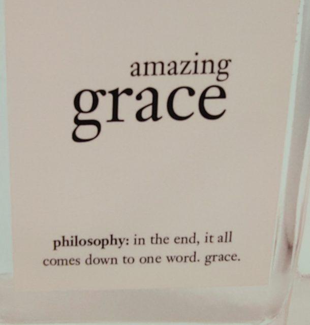 Cheap grace