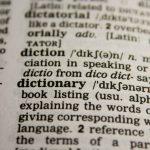 Missouri Presbytery Revoice Report: a close reading (Glossary of Terms)