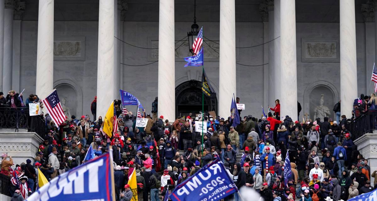 Storming the Capitol: some perspective