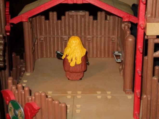 Playmobil Custom Viking Hero 3