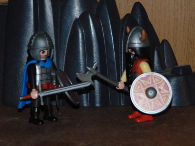 Saxon vs Viking