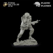 Plastic Platoon Marines Set 2e