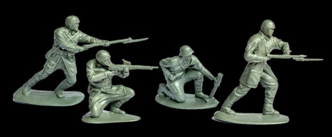 Mars Japanese Paratroopers WH