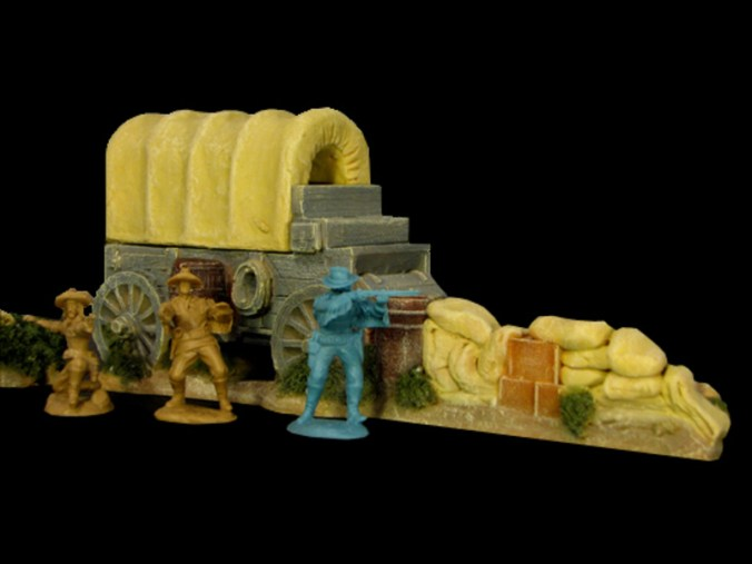 Covered Wagon 1