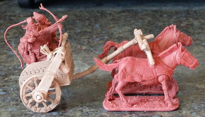 Ancient Aryans Set 21 Chariot 1