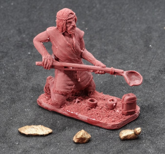 Ancient Aryans Set 21 Figures 3a