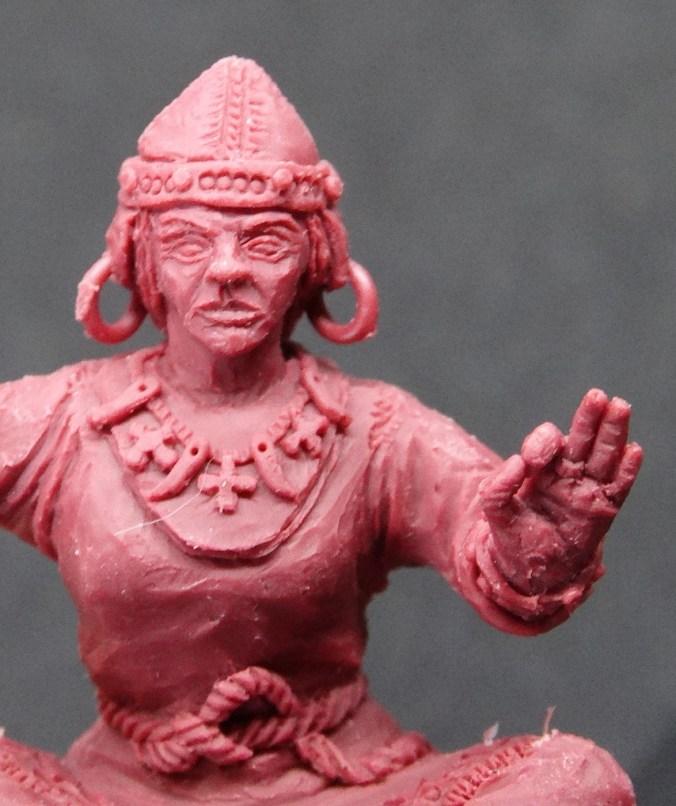 Ancient Aryans Set 22 Figures 1e