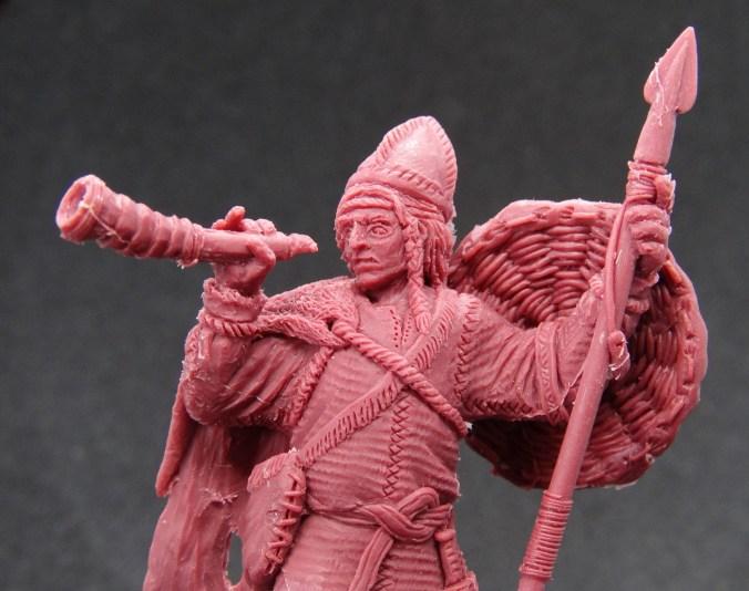 Ancient Aryans Set 22 Figures 7a