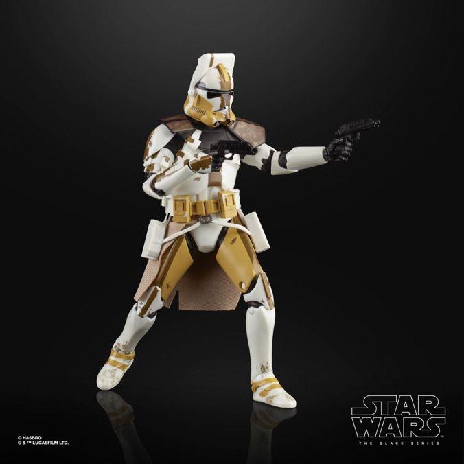 Hasbro Commander Bly
