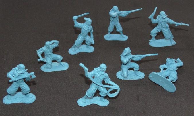 Barzso LOD025 Pirate Set 2A