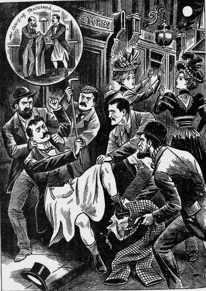 Victorian London Rag Tag1