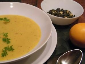 zupa z dyni i pomaranczy