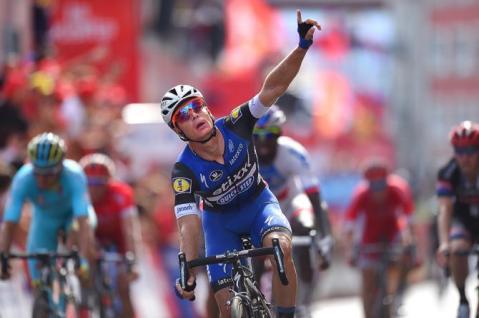 Meersman logra su segunda etapa en Lugo
