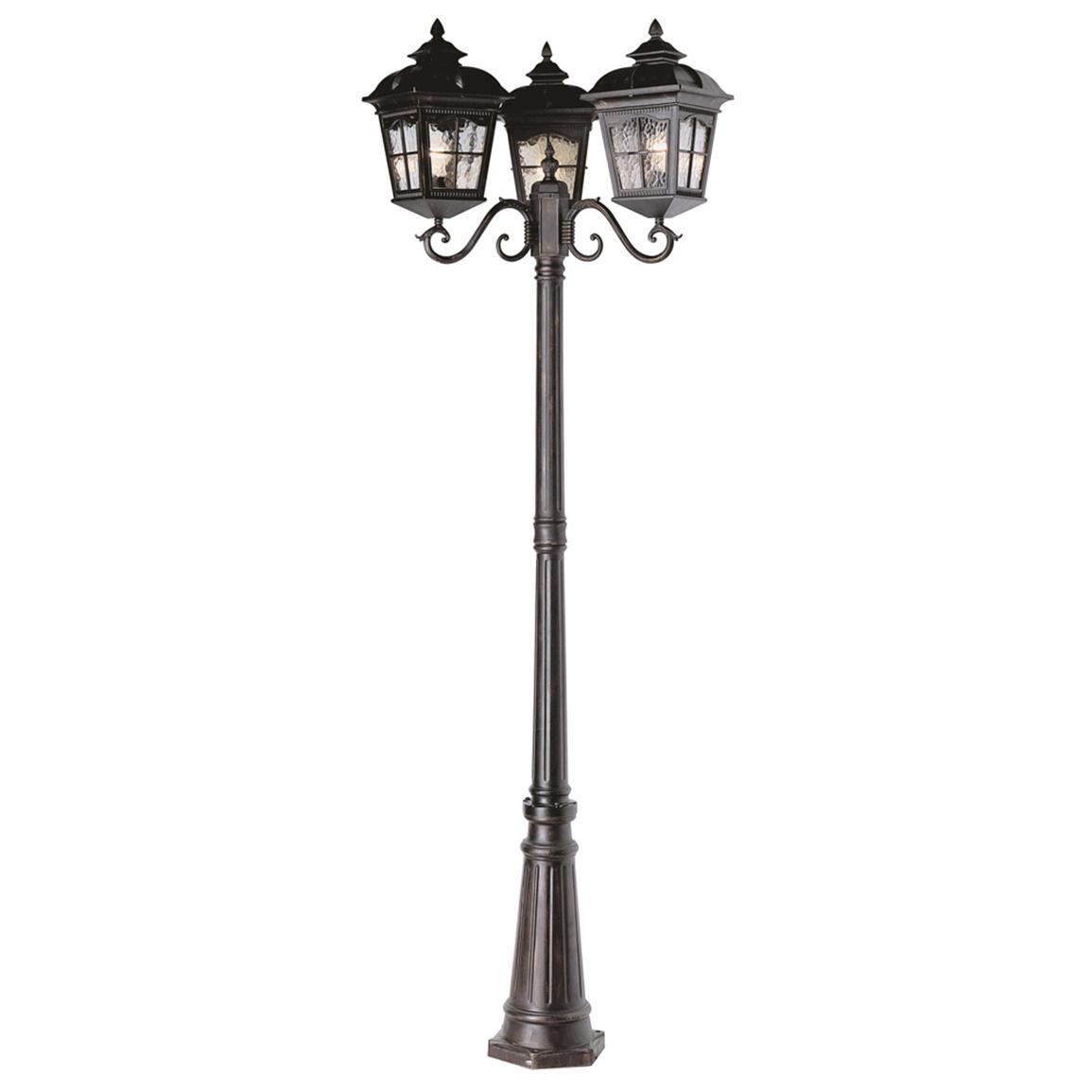 10 Benefits Of 3 Light Pole Lamp