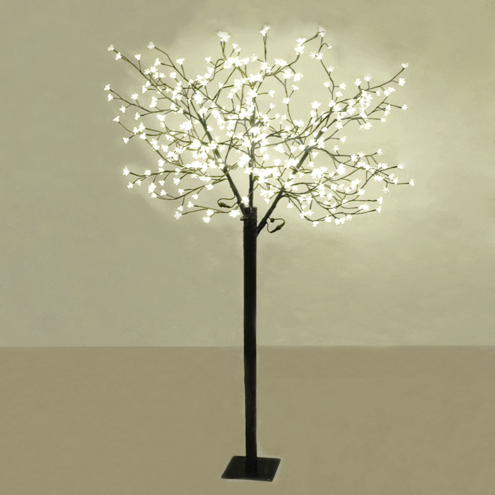 Lighted Tree Home Decor