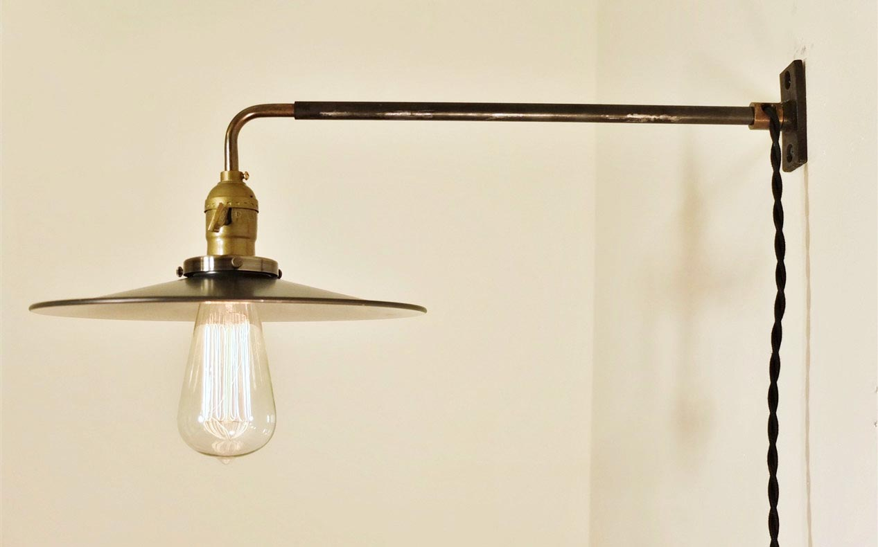 A little practical guide by Plug in sconce wall light ... on Plugin Wall Sconce Lights id=63591