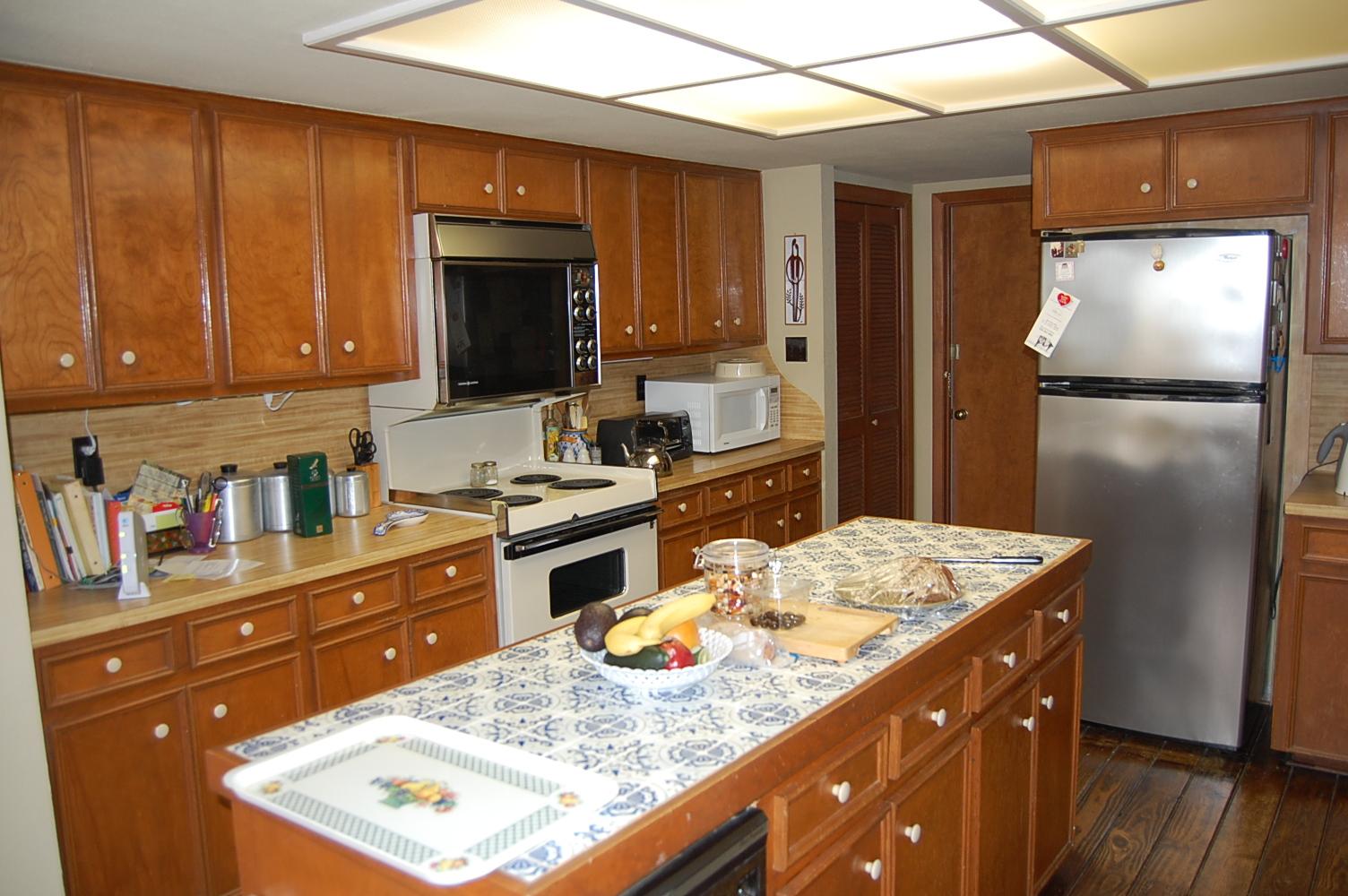 Elegant Kitchen Drop Ceiling Lighting Taste