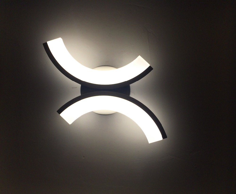 Get the Elite and Modern Home look with interior wall ... on Led Interior Wall Sconces id=36636
