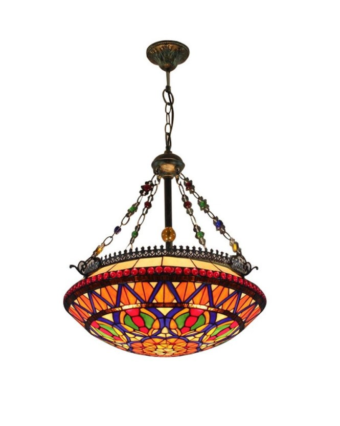 Uniqueness Tiffany Ceiling Lights