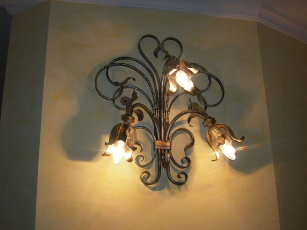 Wall mounted decorative lights - 10 methods to create a ... on Wall Mounted Decorative Lights id=97414
