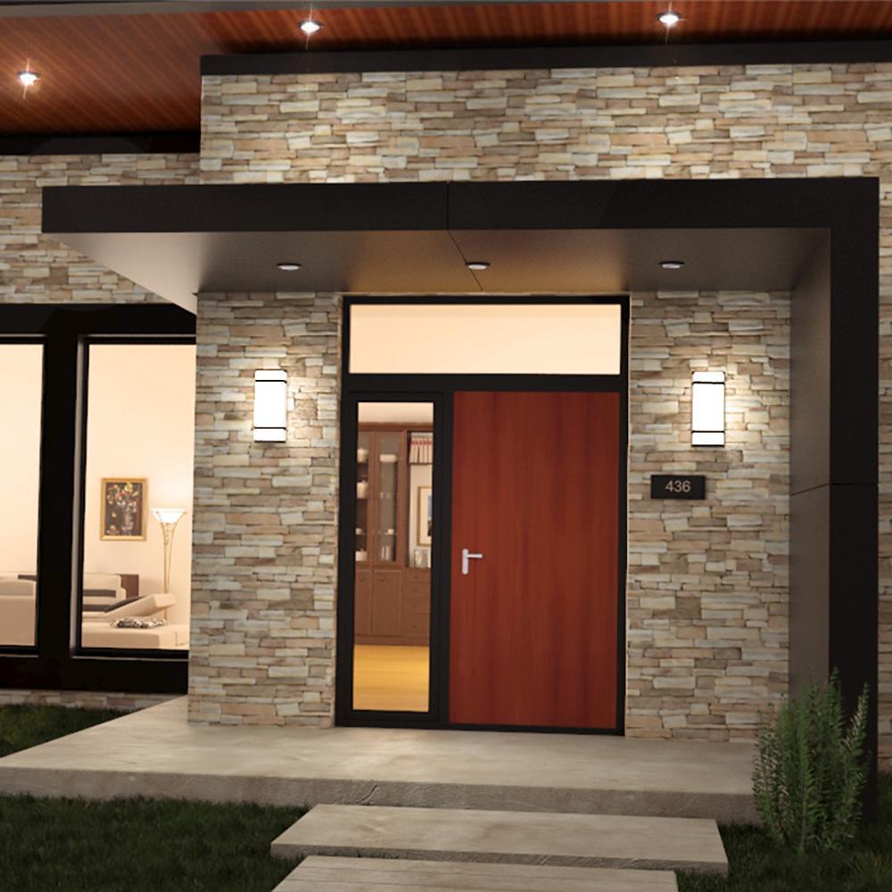TOP 10 Wall mounted exterior light fixtures 2019 | Warisan ... on Outdoor Lighting Fixtures Wall Mounted id=89121