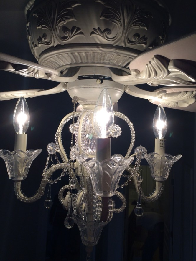 Why Do Crystal Chandelier Ceiling Fans Add To The Beauty Of Your Home