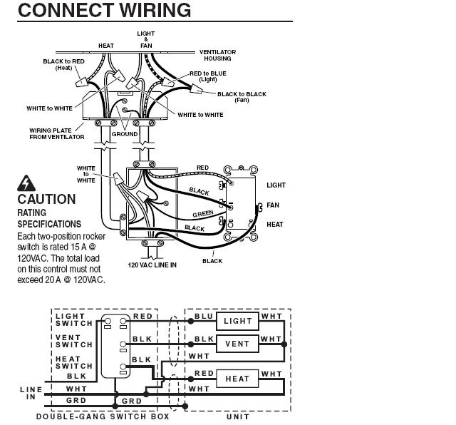 broan 655 wiring diagram   24 wiring diagram images