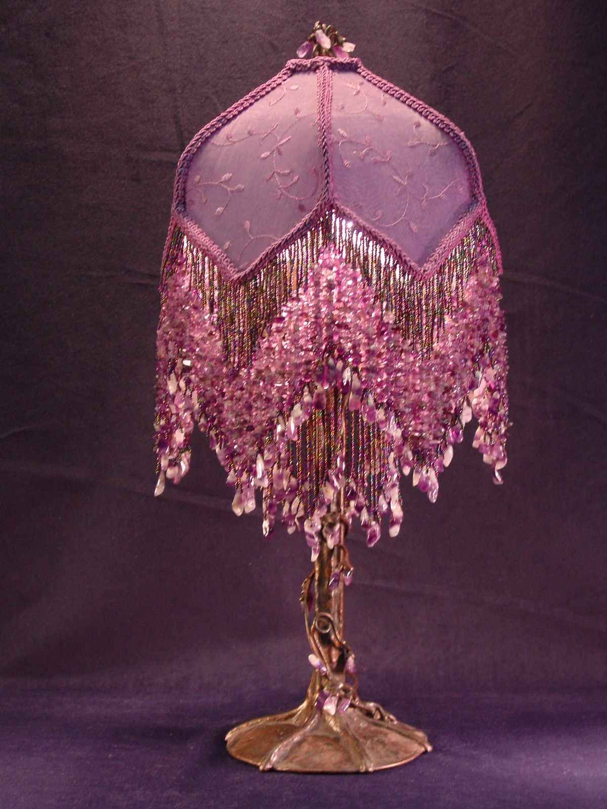 10 Facts To Know About Beaded Table Lamps Warisan Lighting