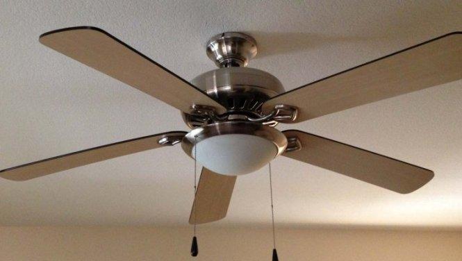 Ceiling Fan Model Ac 552a