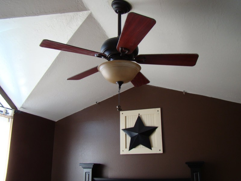 ceiling fan vaulted ceiling. guide on how to install ceiling fan vaulted warisan