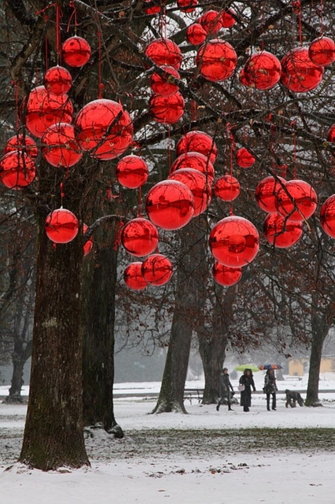 Diy Large Outdoor Christmas Ornaments H2obungalow