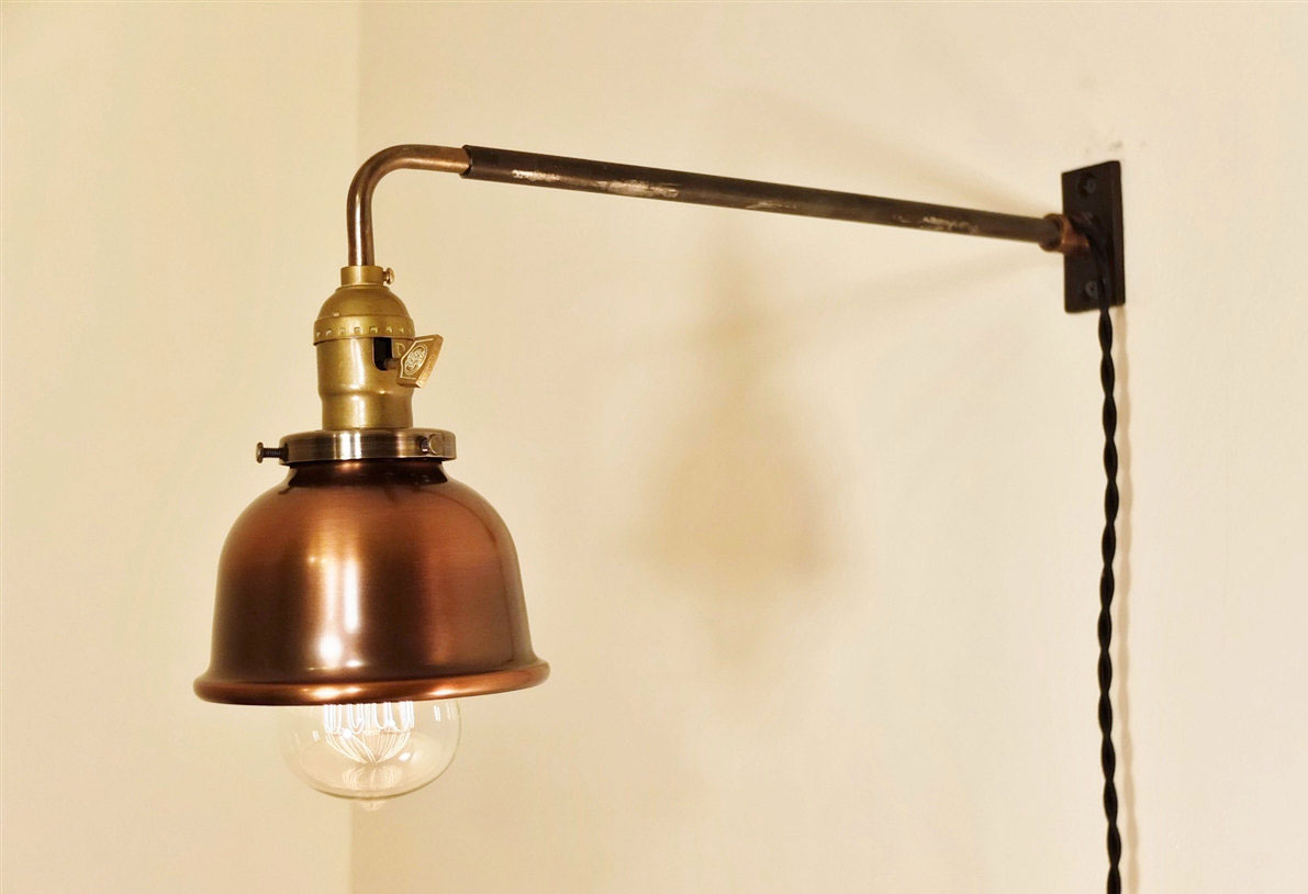 A little practical guide by Plug in sconce wall light ... on Plugin Wall Sconce Lights id=73870