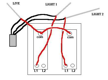 wall lights switched 6 2 gang light switch wiring diagram efcaviation com 3 gang 1 way switch wiring diagram at gsmportal.co