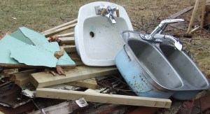 Town will collect household debris in spring cleanup
