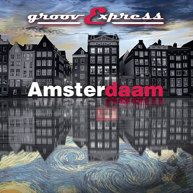 Amsterdaam by GROOVE EXPRESS