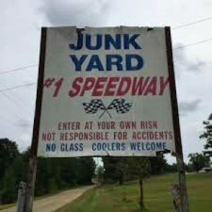 Junkyard #1 Speedway