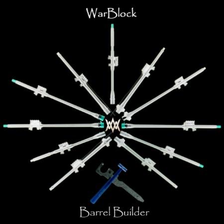 WarBlock Barrel Builder web app