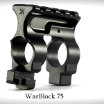 WarBlock 58, WarBlock 75, WarBlock LiteHunter