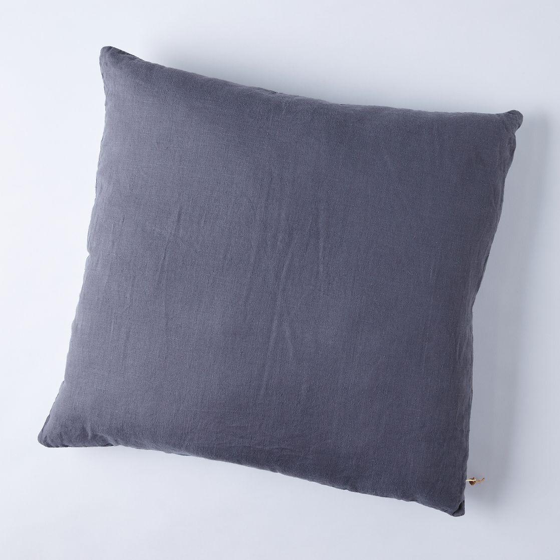 Food52 Linen Floor Pillow