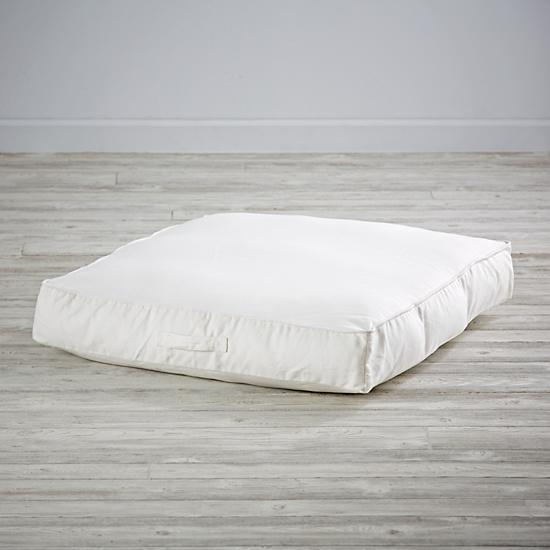 Land of Nod Floor Cushion