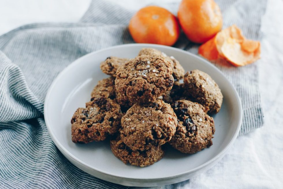 Perfect Oatmeal Raisin Cookies - Vegan + Gluten-Free | warmandrosy.com