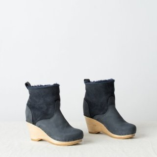 No. 6 Shearling Clog Boot