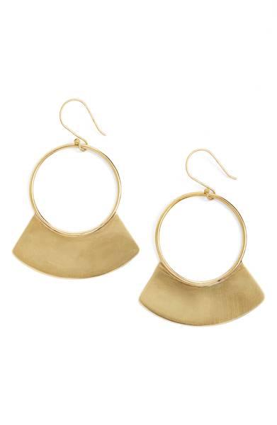 Soko Paddle Earrings