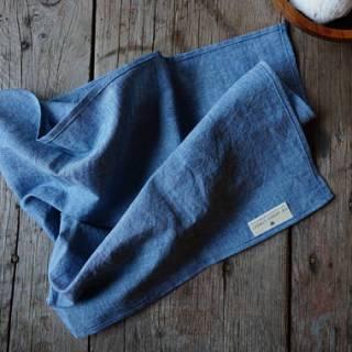 1112 James Street Organic Tea Towel