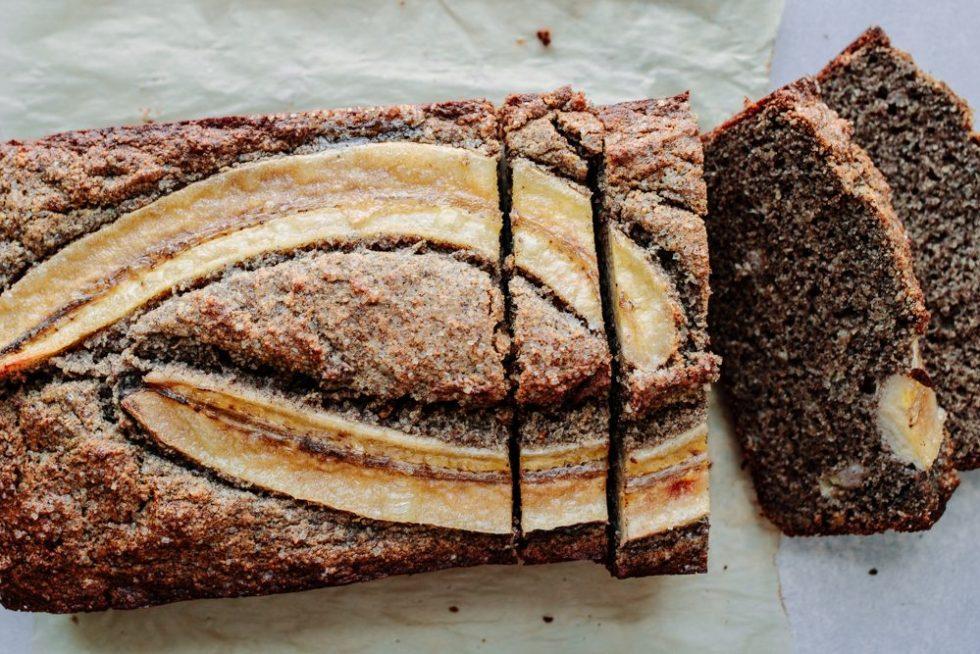 Buckwheat Maple Banana Bread —Gluten-free + Dairy-free » warmandrosy.com