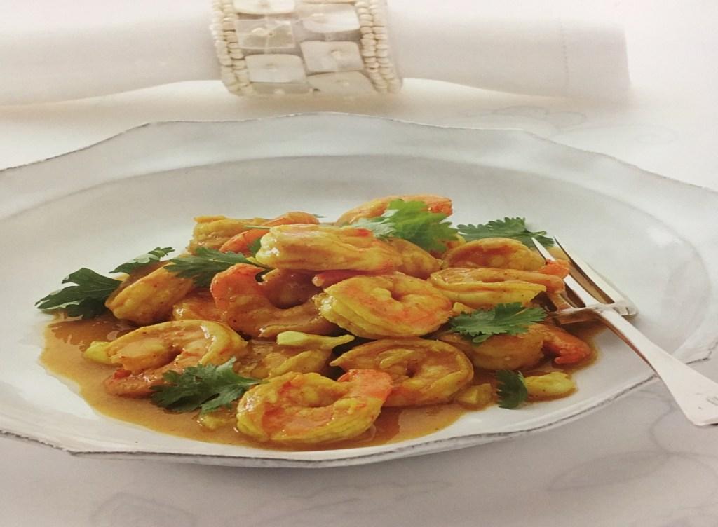 Shrimp Hot Curry
